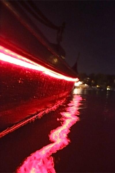 full moon magic lights ... & Gondola Romantica | Stillwater | St. Croix azcodes.com