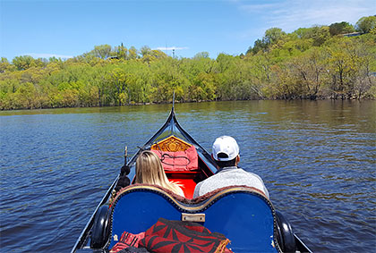 Spring Cruise on the St. Croix